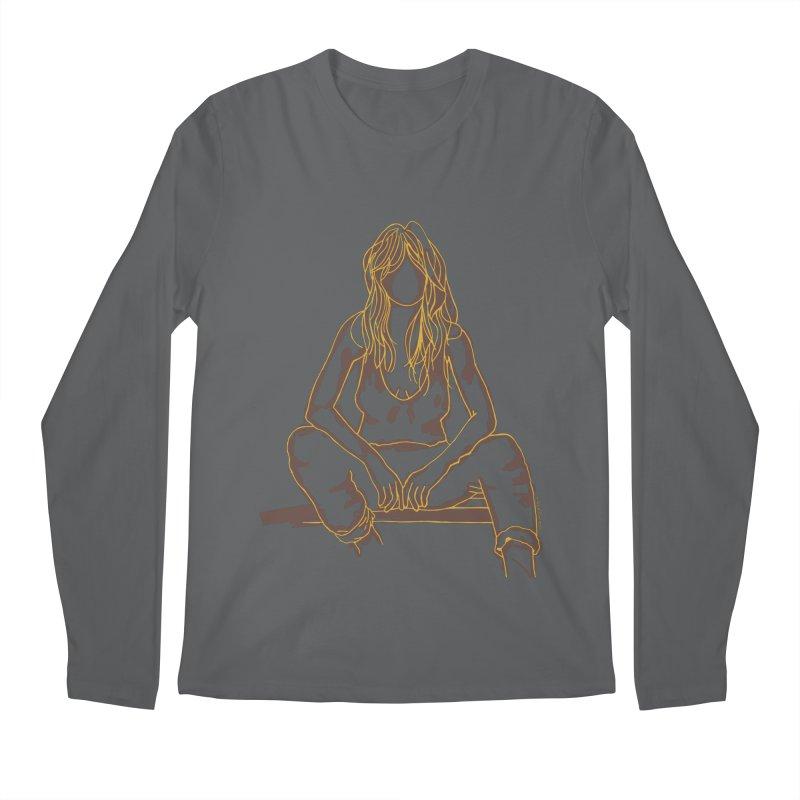 Dakota Gold Men's Longsleeve T-Shirt by Alex's Shop