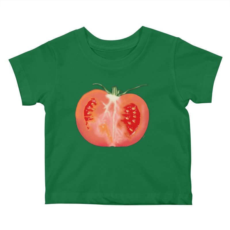 Tomate Kids Baby T-Shirt by Alex's Shop
