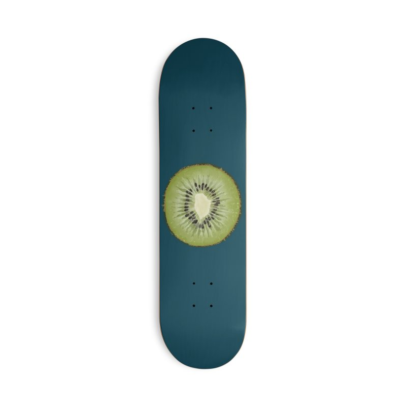 Kiwi Accessories Skateboard by Alex's Shop