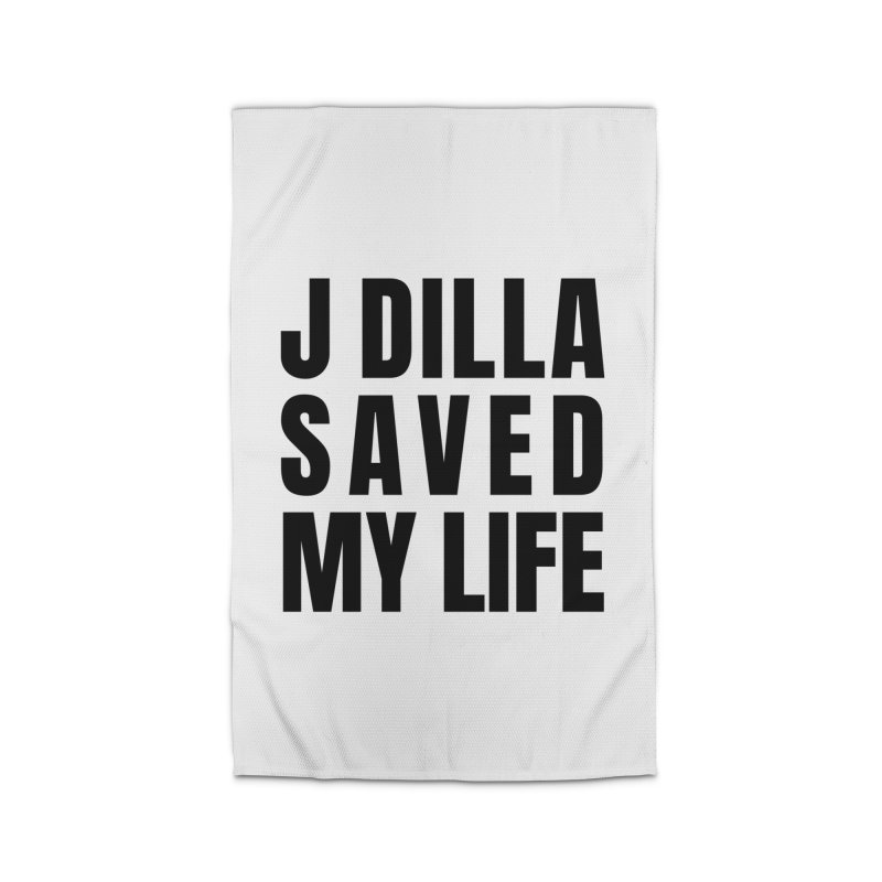 J Dilla Saved My Life Home Rug by Alex's Shop