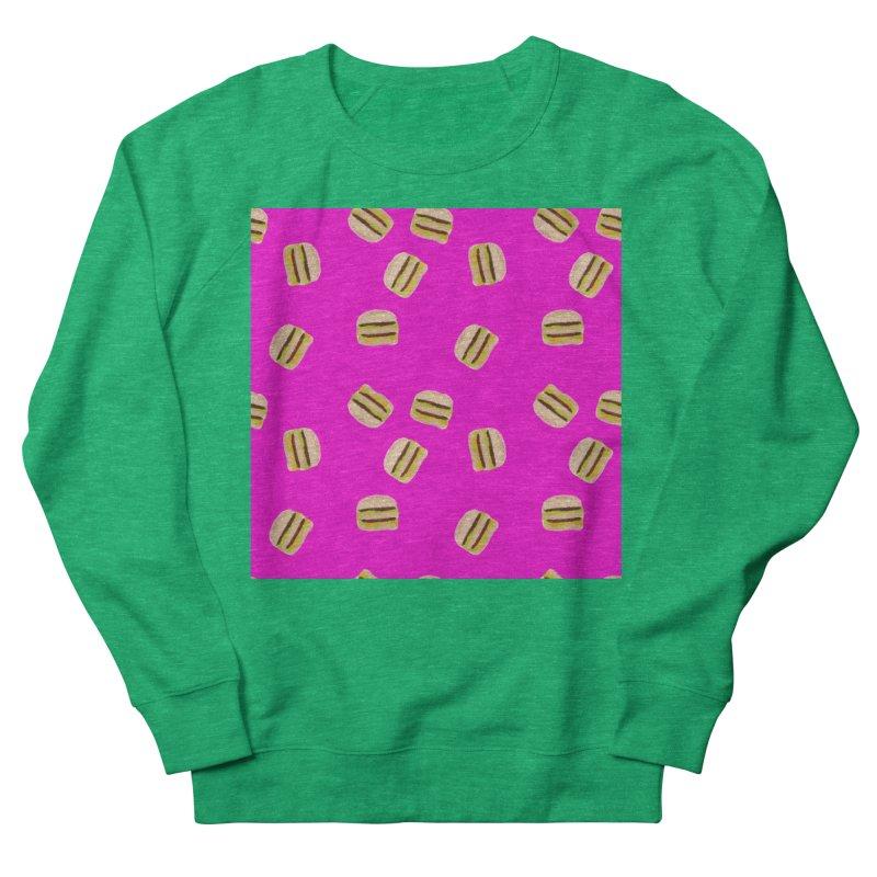 Burgers Women's Sweatshirt by Alex's Shop