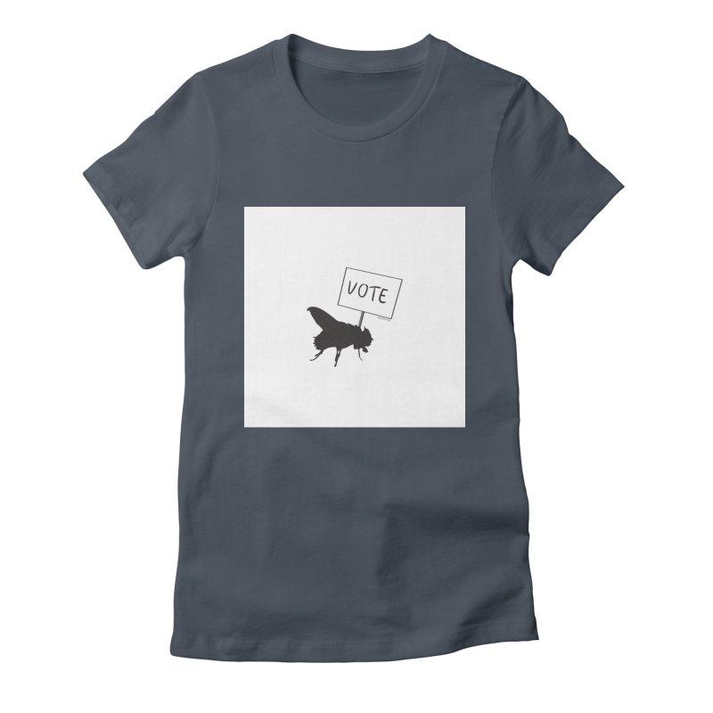 Vote Women's T-Shirt by Alex's Shop