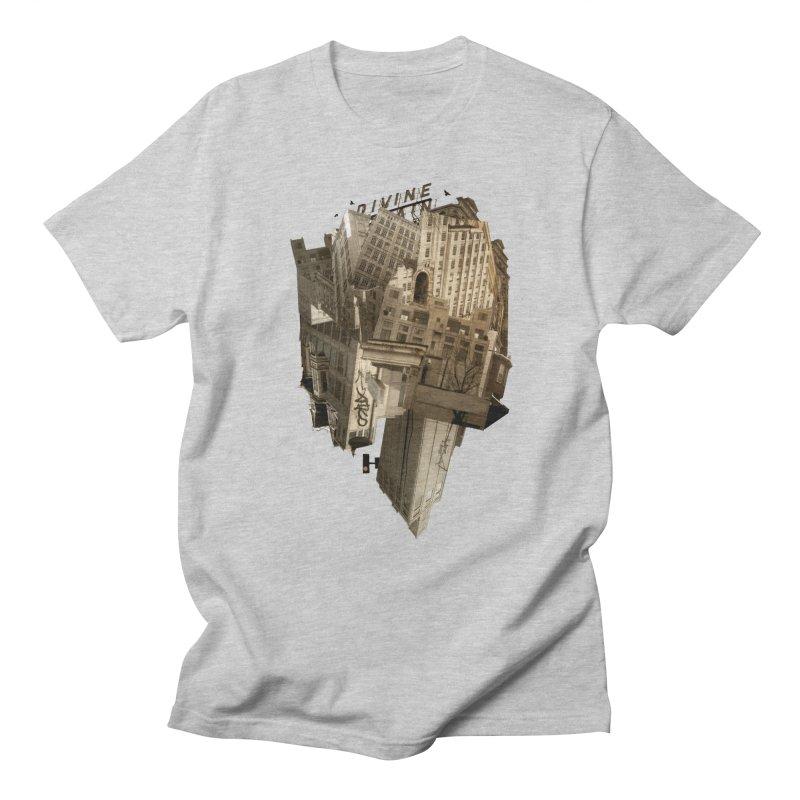 Divine Men's T-Shirt by Alex Eckman-Lawn