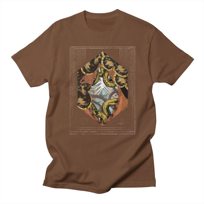 Heaving Men's T-shirt by Alex Eckman-Lawn