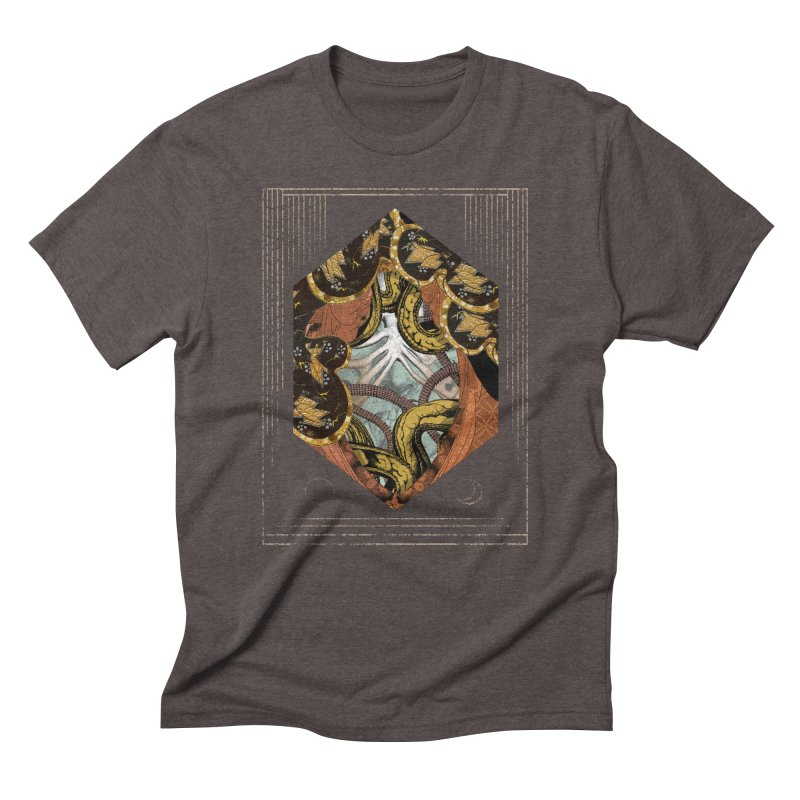 Heaving Men's Triblend T-Shirt by Alex Eckman-Lawn