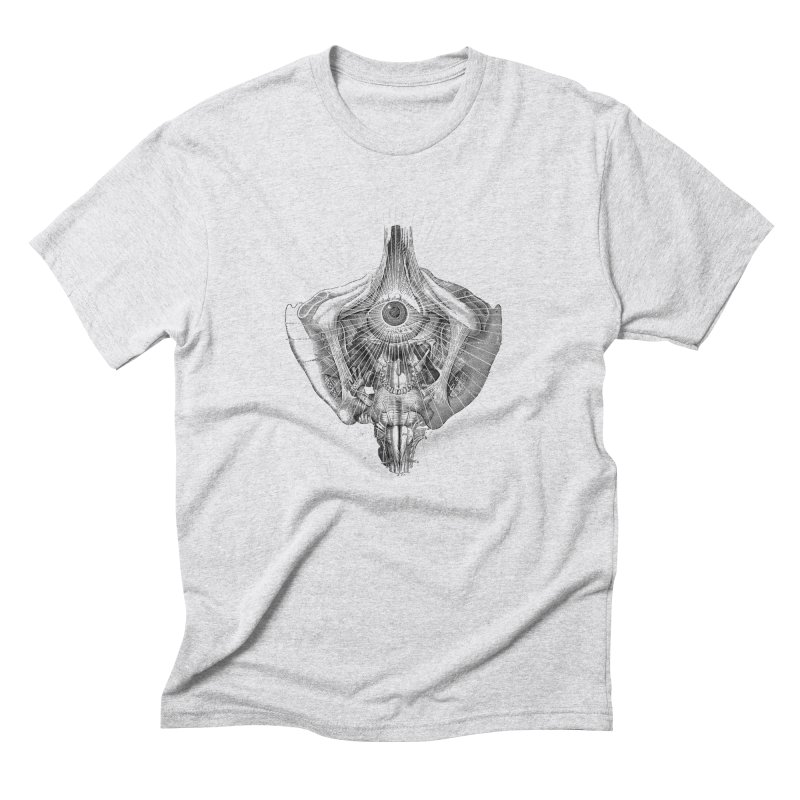 Nihilist Men's Triblend T-Shirt by Alex Eckman-Lawn