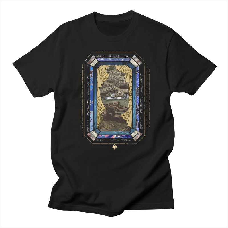 Somehow I Never Thought Men's T-Shirt by Alex Eckman-Lawn