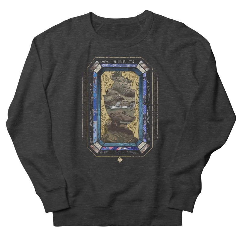 Somehow I Never Thought Men's Sweatshirt by Alex Eckman-Lawn