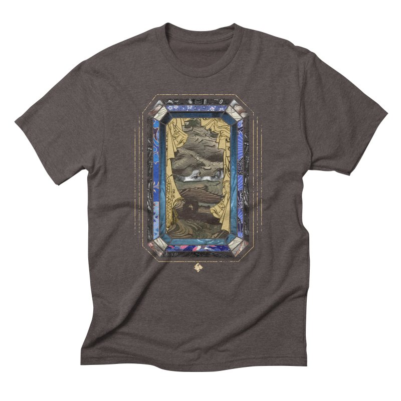 Somehow I Never Thought Men's Triblend T-Shirt by Alex Eckman-Lawn