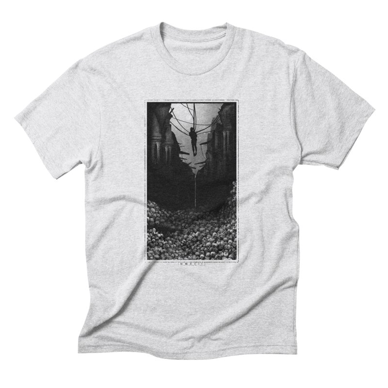2017 Men's Triblend T-Shirt by Alex Eckman-Lawn