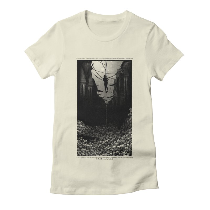 2017 Women's Fitted T-Shirt by Alex Eckman-Lawn