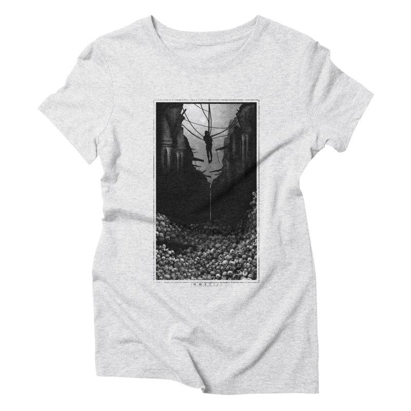 2017 Women's Triblend T-shirt by Alex Eckman-Lawn