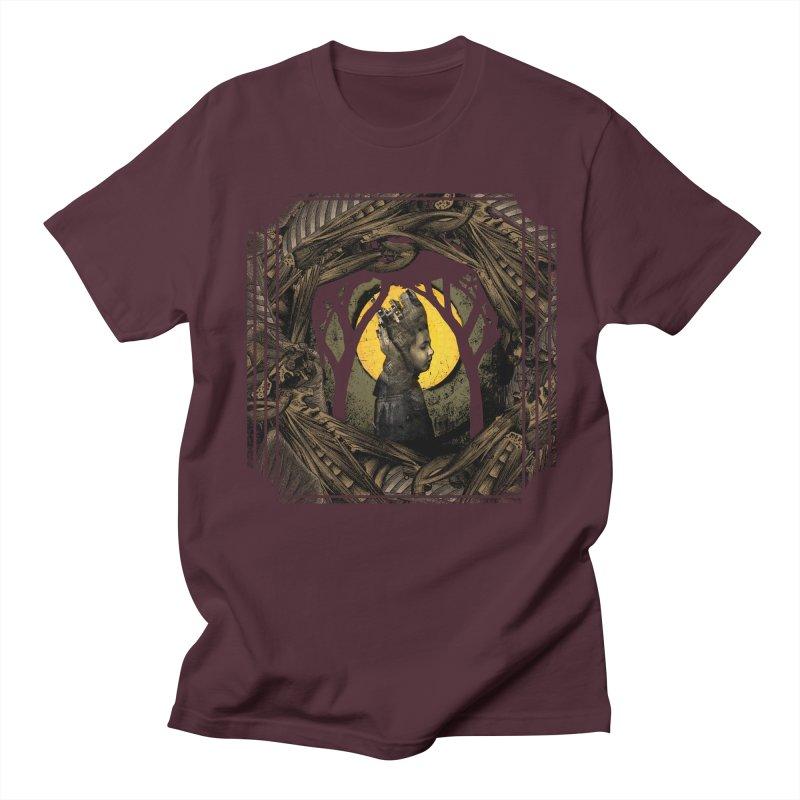 Swarm Men's T-shirt by Alex Eckman-Lawn