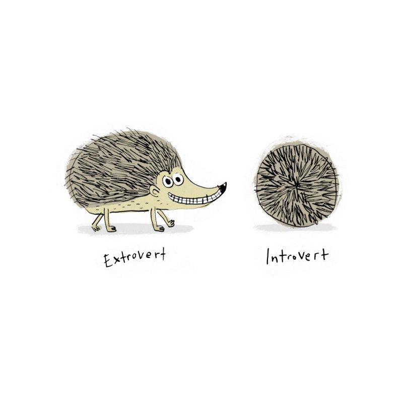 Extrovert Introvert by Alex G Griffiths