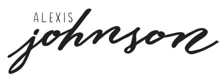 Logo for Alexis A Johnson