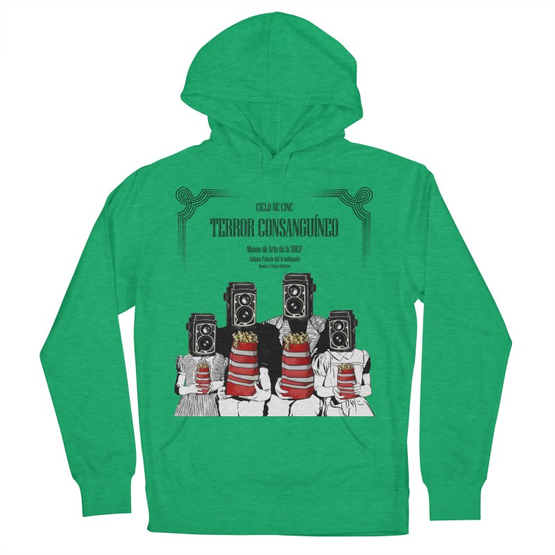 Terror Consanguíneo Women's Pullover Hoody by Alexis Patino's shop