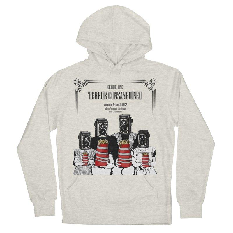 Terror Consanguíneo Women's Pullover Hoody by Alexis Patino's shop
