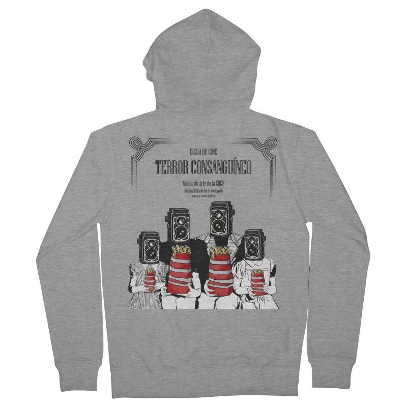 Terror Consanguíneo Men's Zip-Up Hoody by Alexis Patino's shop