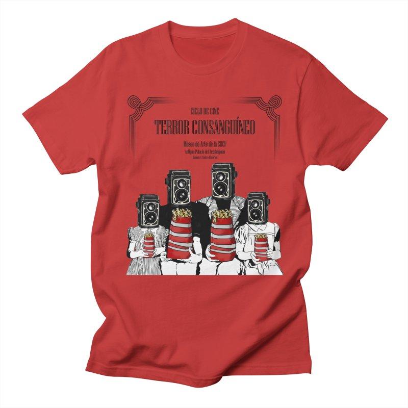 Terror Consanguíneo Men's T-Shirt by Alexis Patino's shop