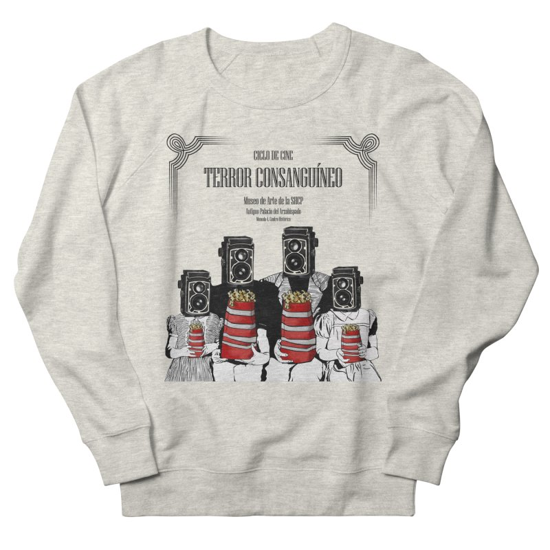 Terror Consanguíneo Men's Sweatshirt by Alexis Patino's shop