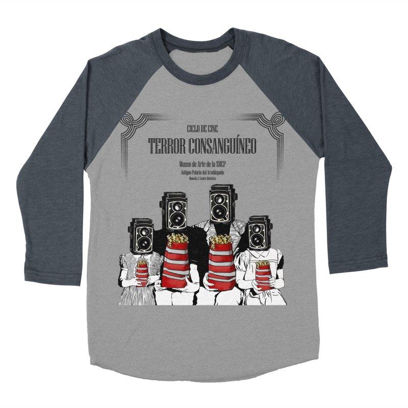 Terror Consanguíneo Women's Baseball Triblend T-Shirt by Alexis Patino's shop