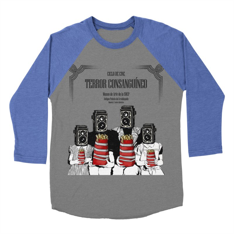 Terror Consanguíneo Men's Baseball Triblend T-Shirt by Alexis Patino's shop