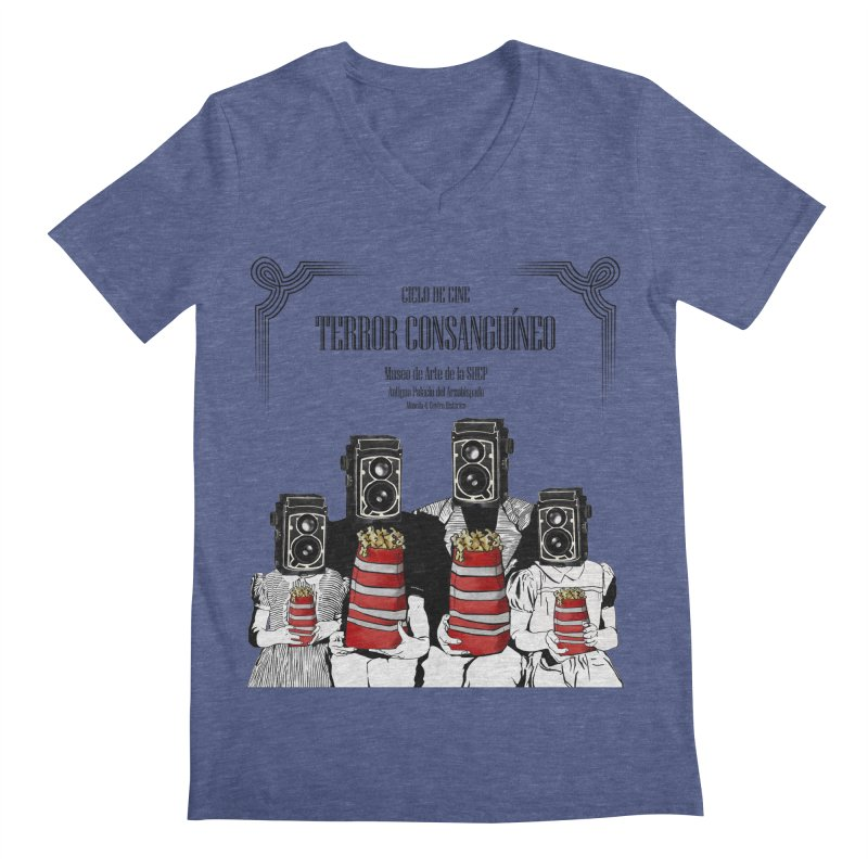 Terror Consanguíneo Men's V-Neck by Alexis Patino's shop