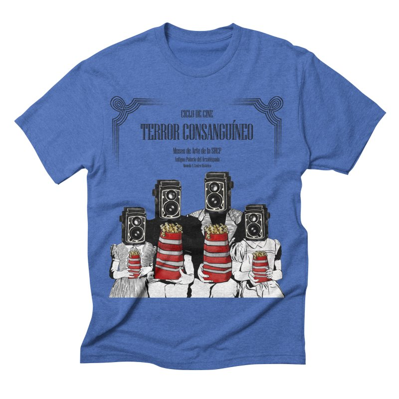 Terror Consanguíneo Men's Triblend T-shirt by Alexis Patino's shop
