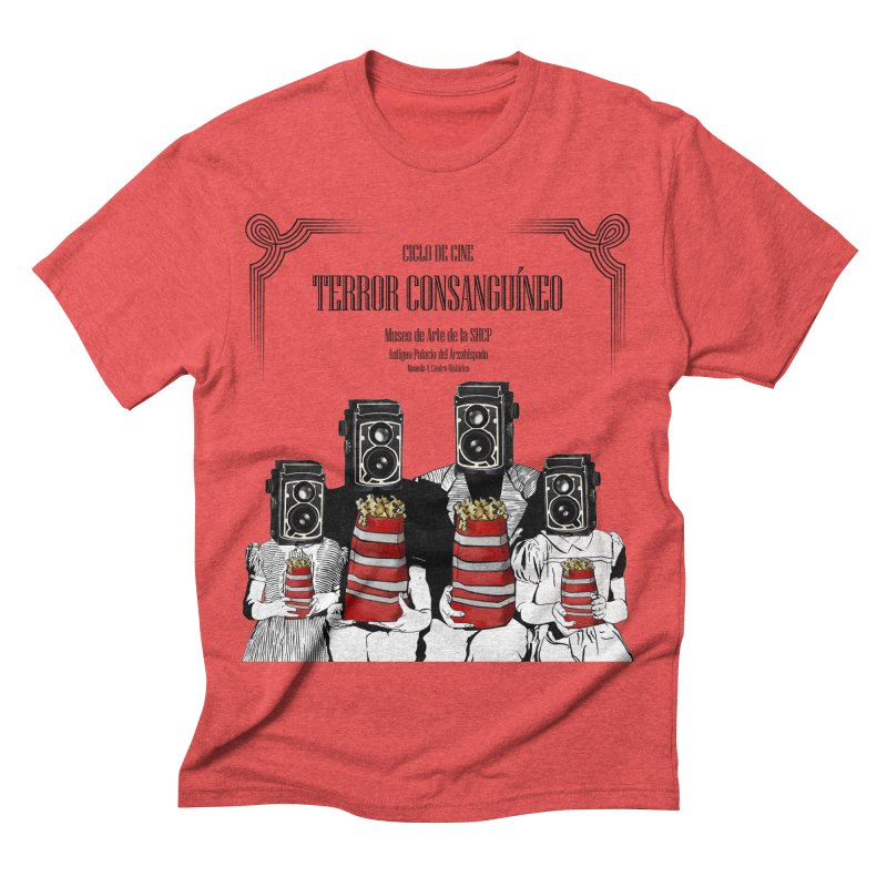 Terror Consanguíneo Men's Triblend T-shirt by Alexis Patino's shop