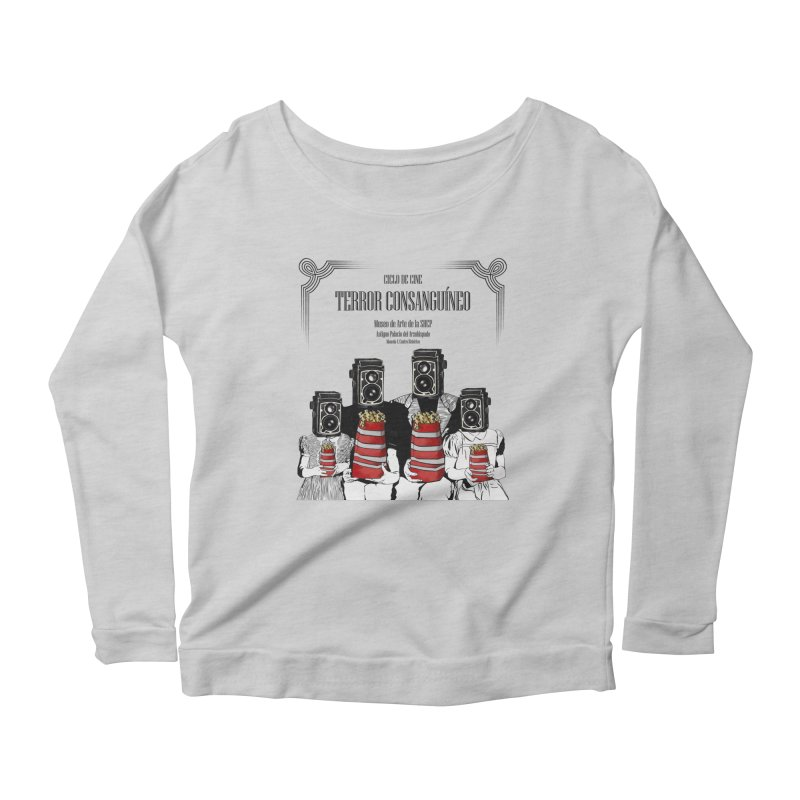 Terror Consanguíneo Women's Longsleeve Scoopneck  by Alexis Patino's shop