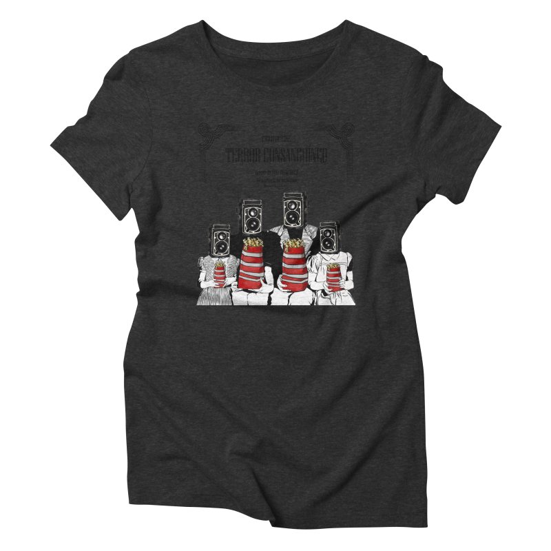 Terror Consanguíneo Women's Triblend T-Shirt by Alexis Patino's shop