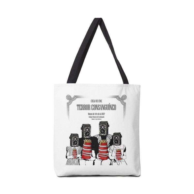 Terror Consanguíneo Accessories Bag by Alexis Patino's shop