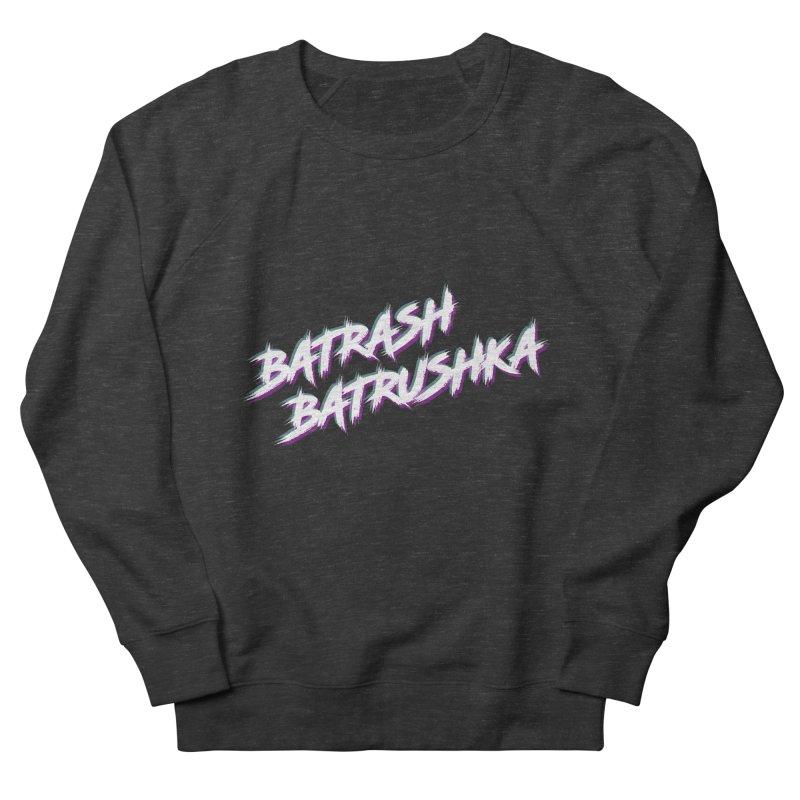 Batrashbatrushka-cyan-magenta Women's Sweatshirt by Alexis Patino's shop