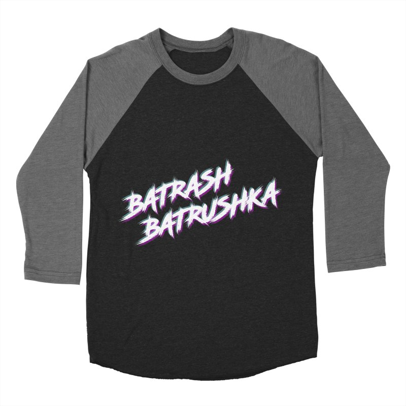 Batrashbatrushka-cyan-magenta Women's Longsleeve T-Shirt by Alexis Patino's shop