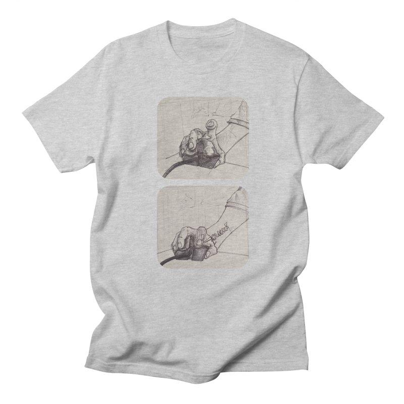 Click Me! Men's T-Shirt by Alexis Patino's shop