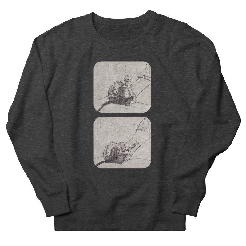 Click Me! Women's Sweatshirt by Alexis Patino's shop
