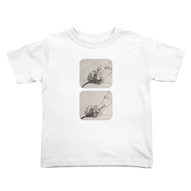 Click Me! Kids Toddler T-Shirt by Alexis Patino's shop