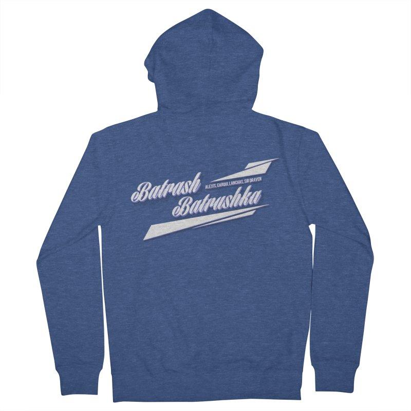 Batrash Batrushka Blitz Men's Zip-Up Hoody by Alexis Patino's shop