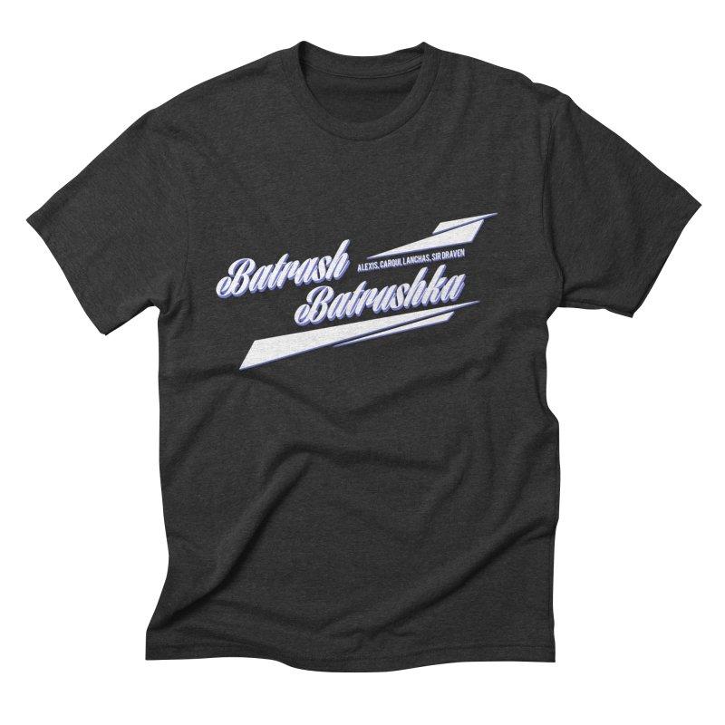 Batrash Batrushka Blitz Men's Triblend T-Shirt by Alexis Patino's shop