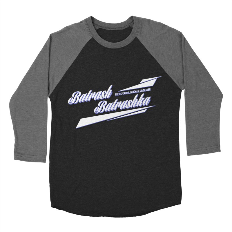 Batrash Batrushka Blitz Women's Baseball Triblend T-Shirt by Alexis Patino's shop