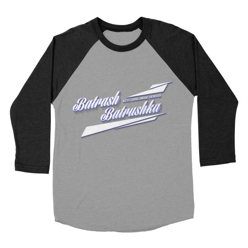 Batrash Batrushka Blitz Men's Baseball Triblend T-Shirt by Alexis Patino's shop