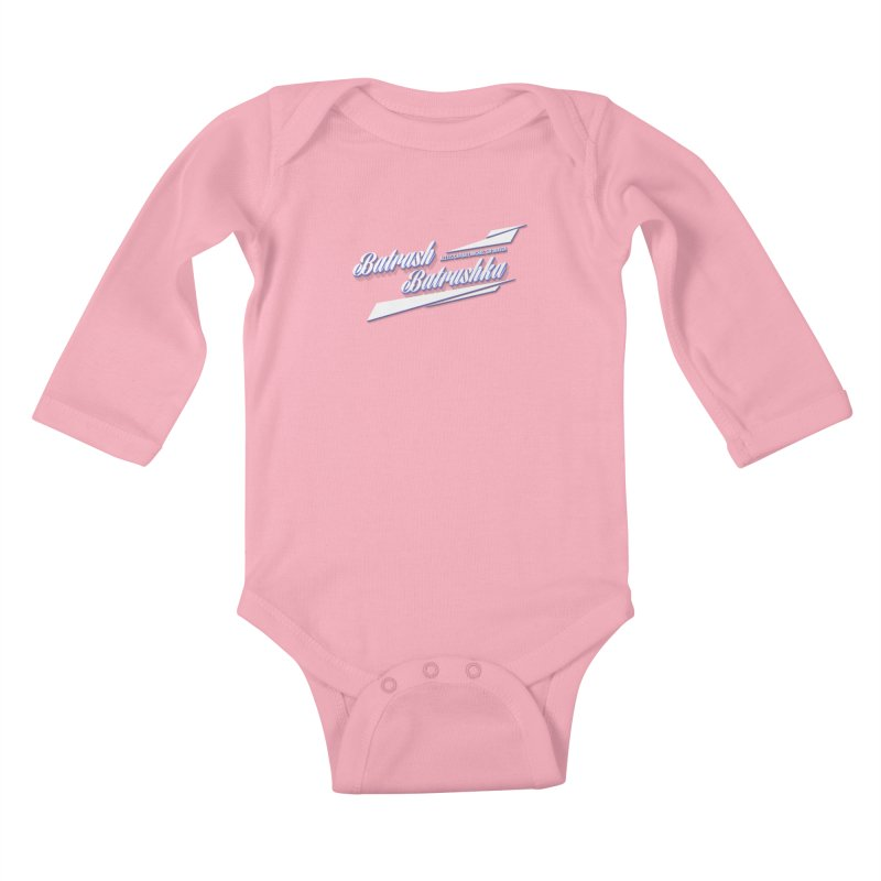 Batrash Batrushka Blitz Kids Baby Longsleeve Bodysuit by Alexis Patino's shop