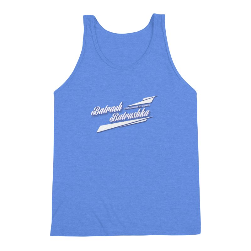 Batrash Batrushka Blitz Men's Triblend Tank by Alexis Patino's shop