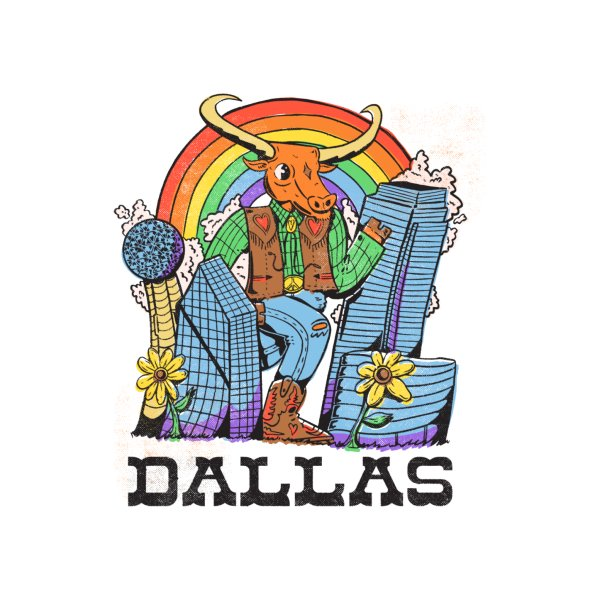 Design for Dallas Longhorn