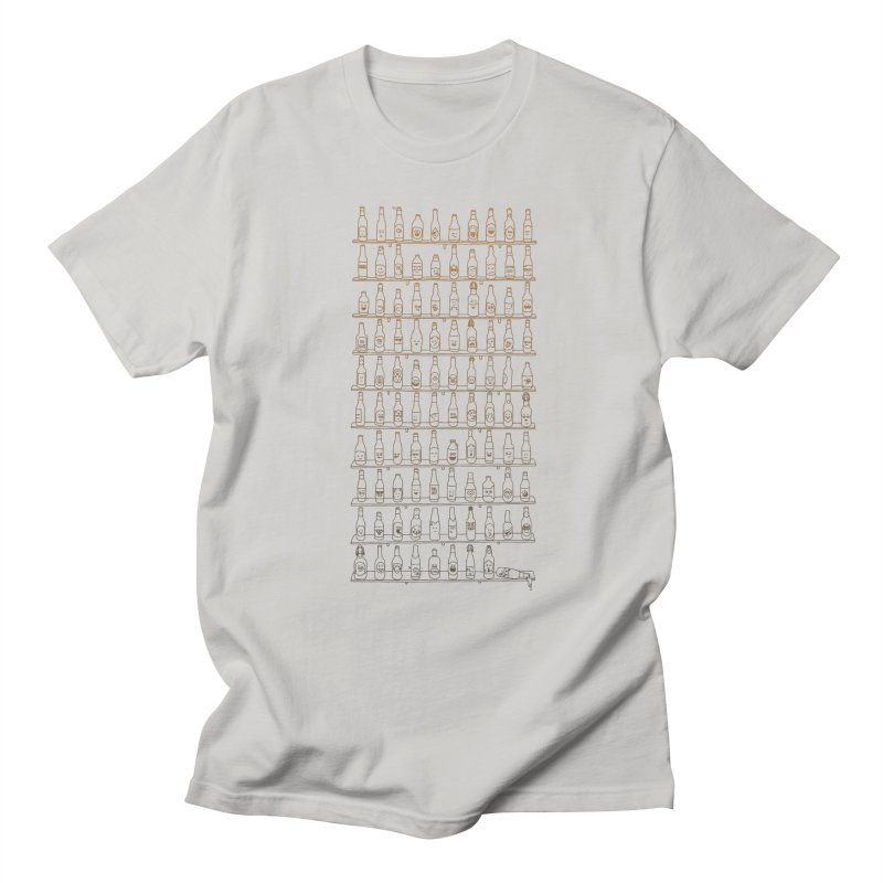 99 Bottles Men's T-Shirt by Alex MacDuff's Artist Shop