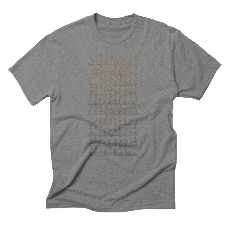 99 Bottles Men's Triblend T-shirt by Alex MacDuff's Artist Shop
