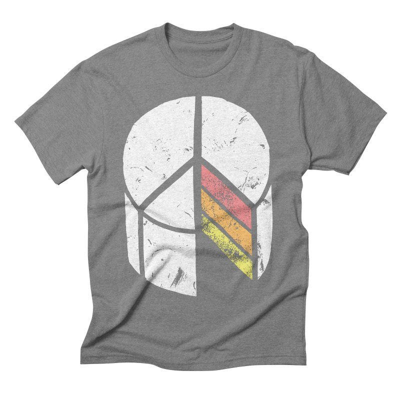 Peace of Cake Men's Triblend T-shirt by Alex MacDuff's Artist Shop