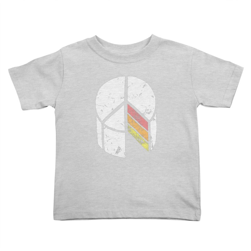 Peace of Cake Kids Toddler T-Shirt by Alex MacDuff's Artist Shop