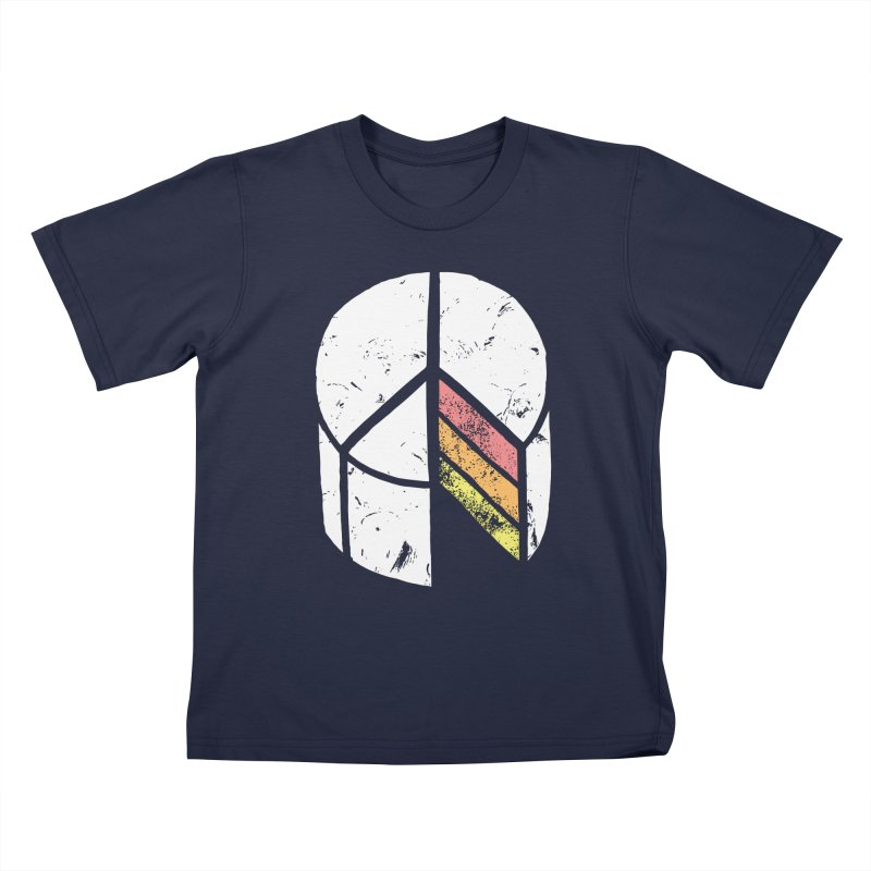 Peace of Cake Kids T-Shirt by Alex MacDuff's Artist Shop
