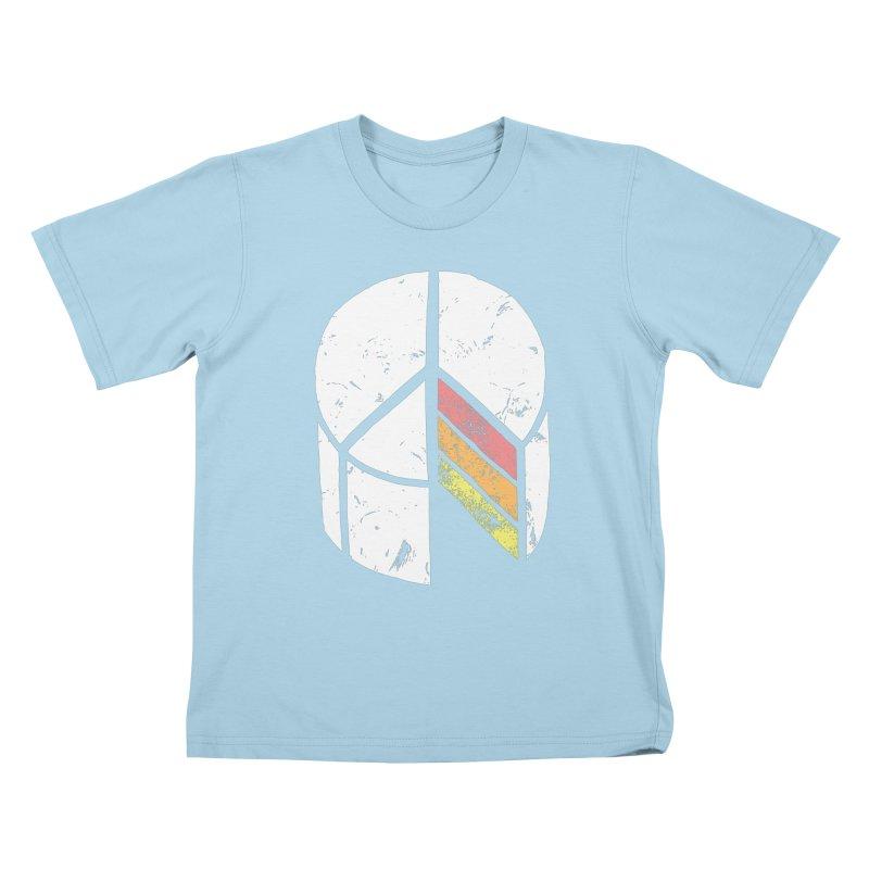 Peace of Cake Kids T-shirt by Alex MacDuff's Artist Shop